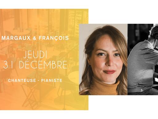 NOUVEL AN - Duo Margaux & François