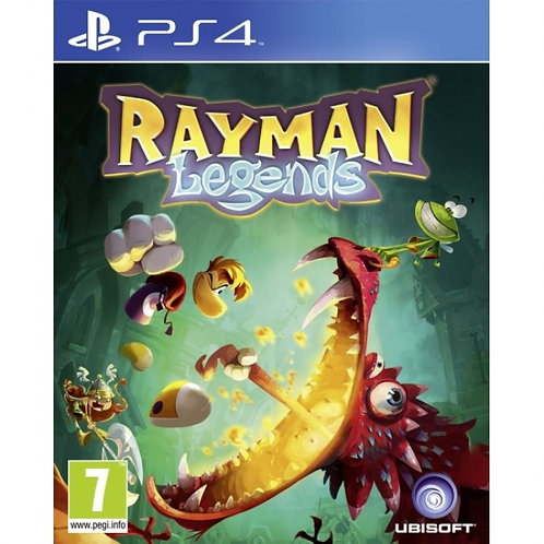 Rayman Legends - PlayStation 4