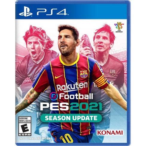 Efootball Pro Evolution Soccer 2021 (PES 2021) - PlayStation 4