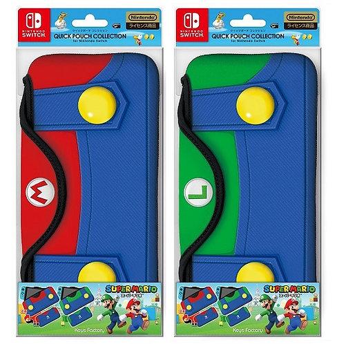 Bao Đựng Super Mario Quick Pouch Collection - Nintendo Switch Lite