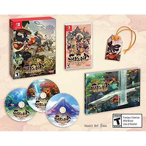 Sakuna: of Rice and Ruin - Divine Edition - Nintendo Switch
