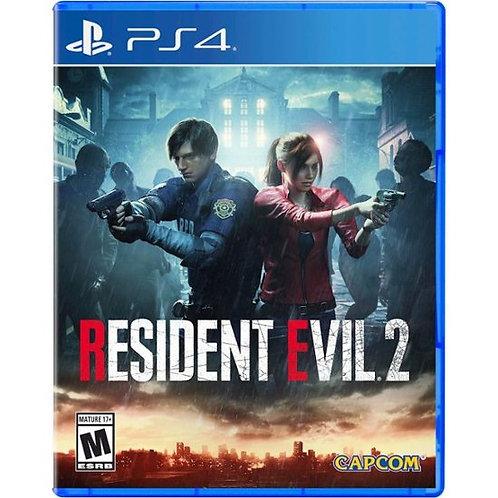 Resident Evil 2 Remake - PlayStation 4