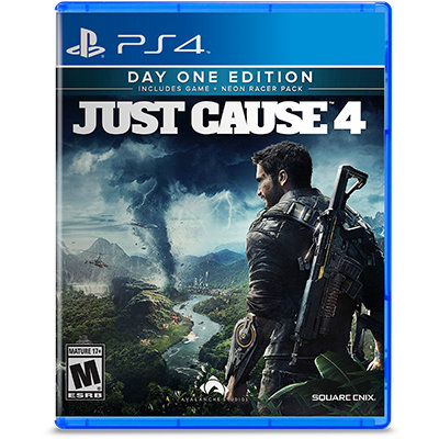 Just Cause 4 - PlayStation 4
