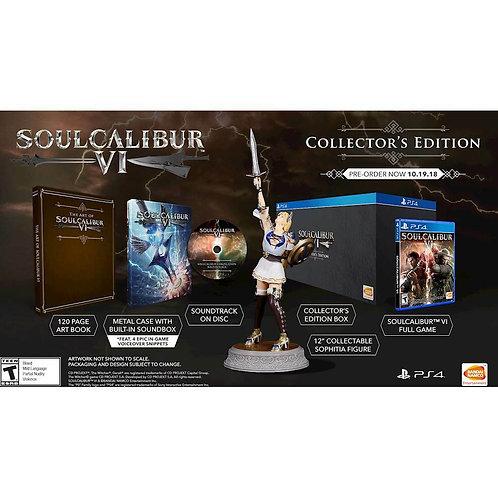 Soulcalibur VI: Collector's Edition - PlayStation 4
