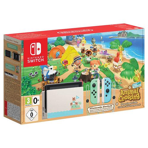 Máy Nintendo Switch Animal Crossing: New Horizons Edition