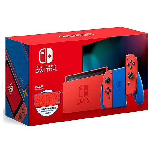 Máy Nintendo Switch Mario Red & Blue Edition