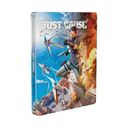 Steelbook - Just Cause 3
