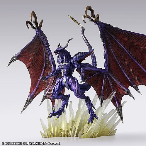 Bring Arts Final Fantasy Creatures Bahamut