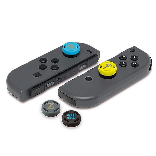 Set Nút Bọc Analog Caps Joy-Con Controller - Zelda