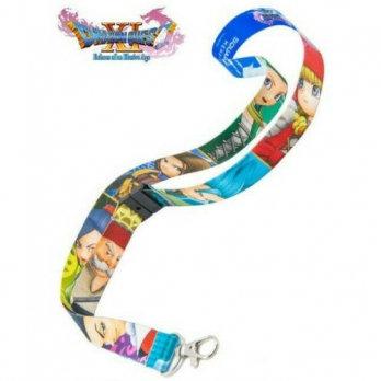 Dây Đeo Dragon Quest XI Lanyard
