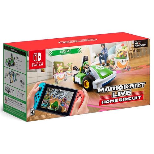 Mario Kart Live: Home Circuit - Luigi Set - Nintendo Switch