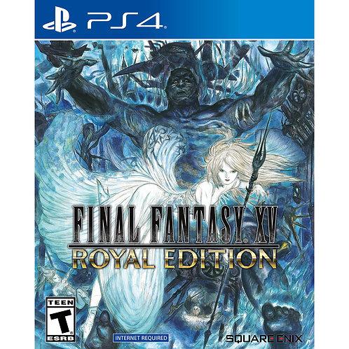 Final Fantasy XV Royal Edition - PlayStation 4