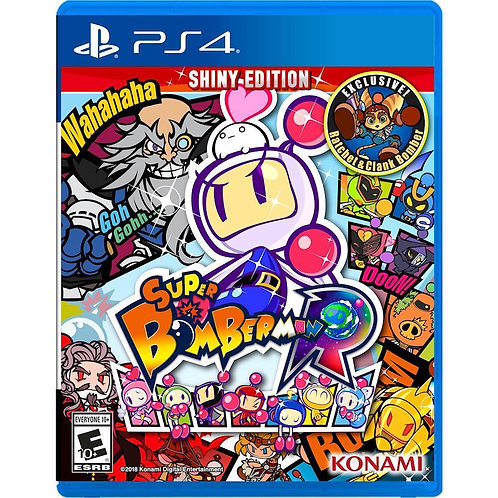 Super Bomberman R Shiny Edition - PlayStation 4