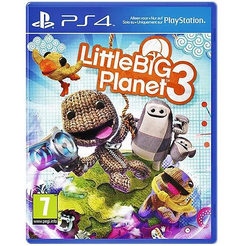 LittleBigPlanet 3 - PlayStation 4