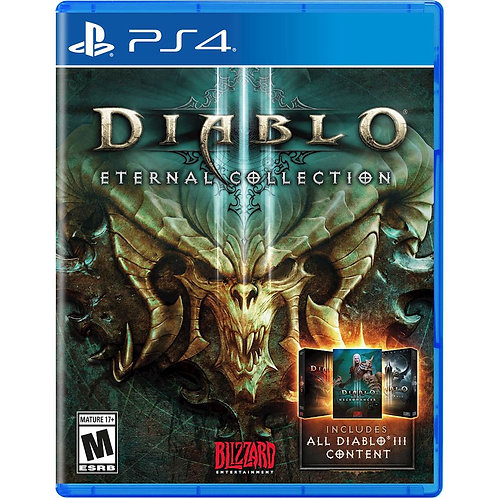Diablo III Eternal Collection - PlayStation 4