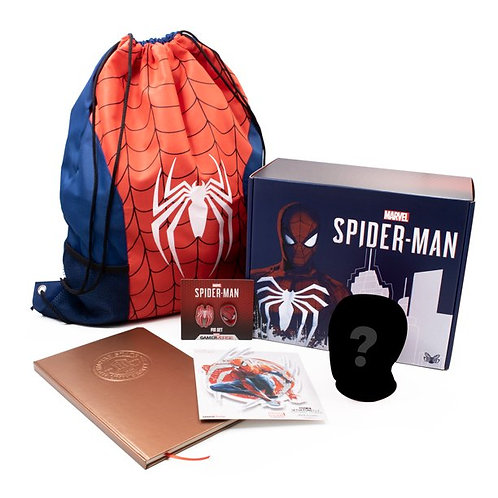 CultureFly Official Spider-Man Collector's Box