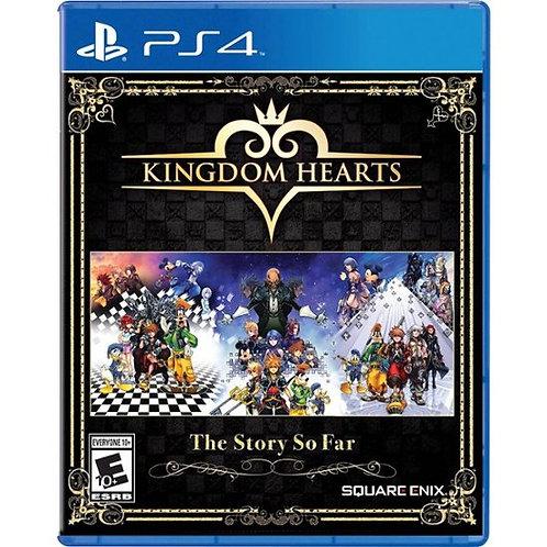 Kingdom Hearts - The Story So Far - PlayStation 4