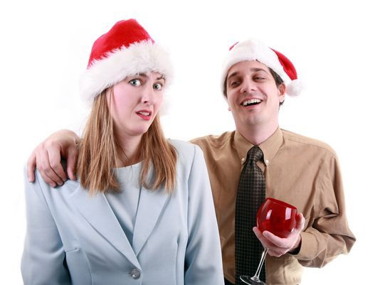 Company Holiday Party Etiquette- How to NOT get fired...