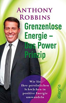 Grenzlose Energie - Anthony Robbins