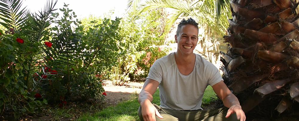 Adrian Goeldner Meditation