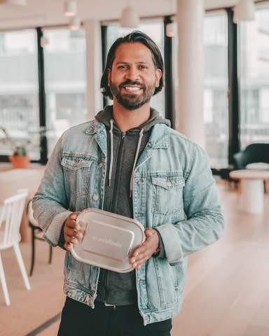 Manu Gründer EcoLinda Nachhaltige Lunchboxen