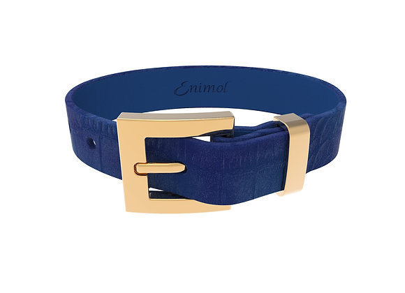 BLUE CROCO BELT