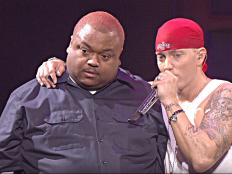 Bizarre From D12 Drops Dope Beat Tag On EXTRAORDINARY $AM New Cook-up!