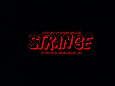 Stream & Listen To Instrumentals Off The Strange 10 Beat Cookup!
