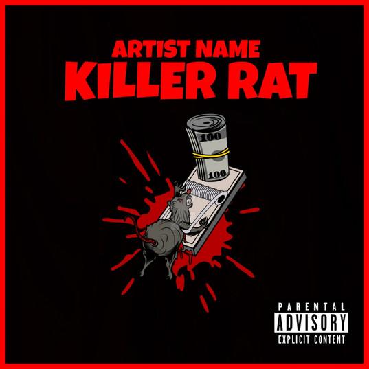 Killer Rat CoverArt