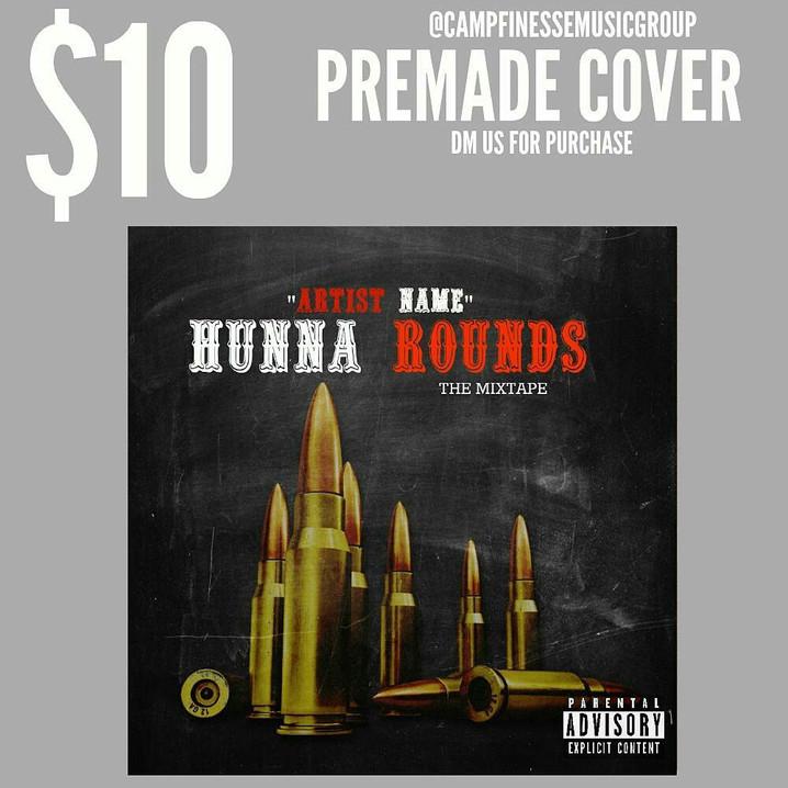 Hunna Rounds CoverArt