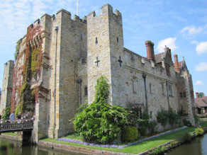 Hever Castle and Chartwell