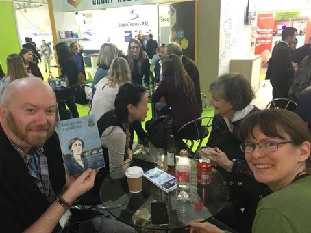 LBF2018, day two: moving on up.