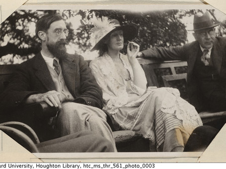 Self-doubt: Woolf's doubt