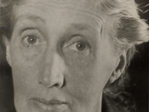 Virginia Woolf, 25 January 1882 ~ 28 March 1941
