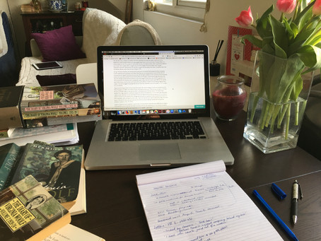 Woolf revisions