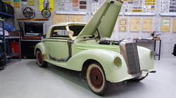 cp-car-sl-mercedes benz 220 w187 coupe-0