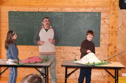 Classe Volcans avec Rodolphe