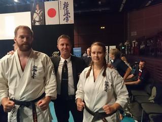 EKK utøvere til Swedish Open