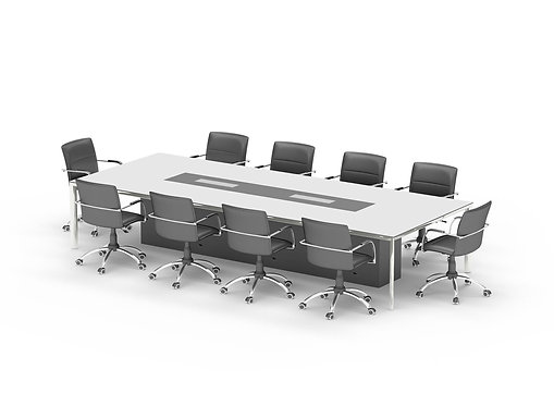 Board Room Table Lotus