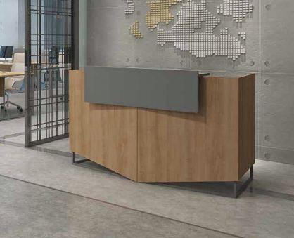 Reception Desk Neon