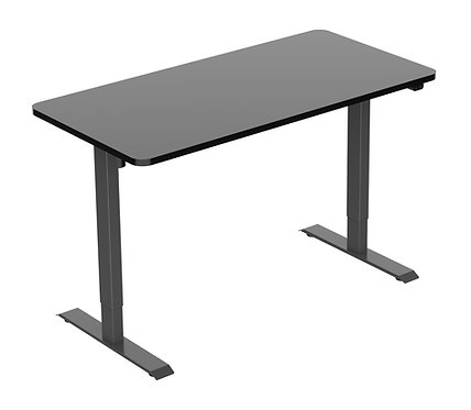 Height Adjustable Desk With Top 140cm