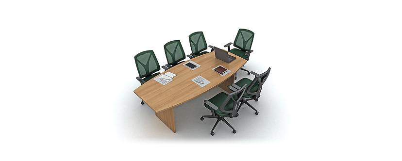 Board Room Table Wood