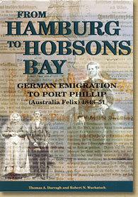 From Hamburg to Hobsons Bay