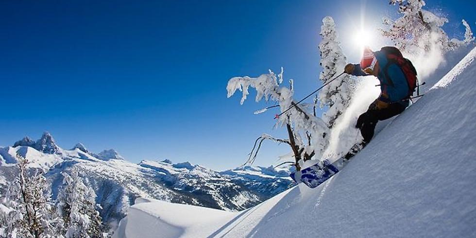 Yoga Ski Adventure Retreat