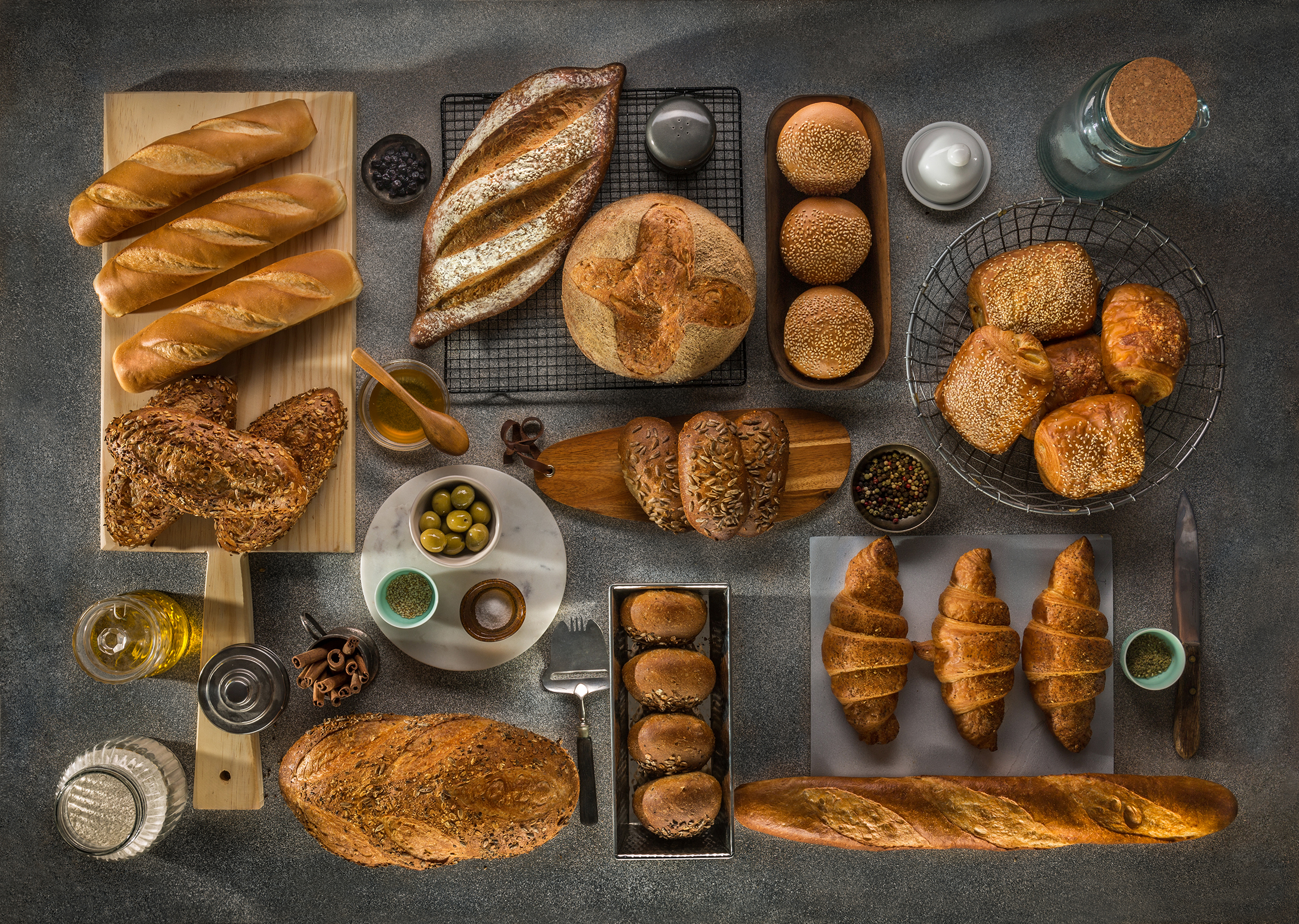 Nouveau Bakery Shooting