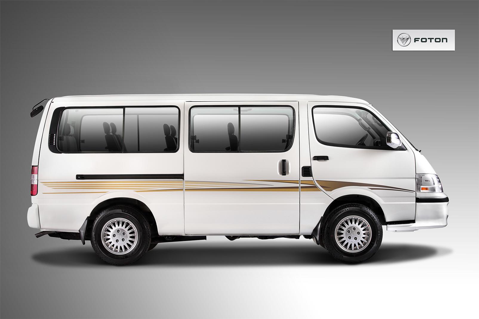 Foton, VIEW Microbus