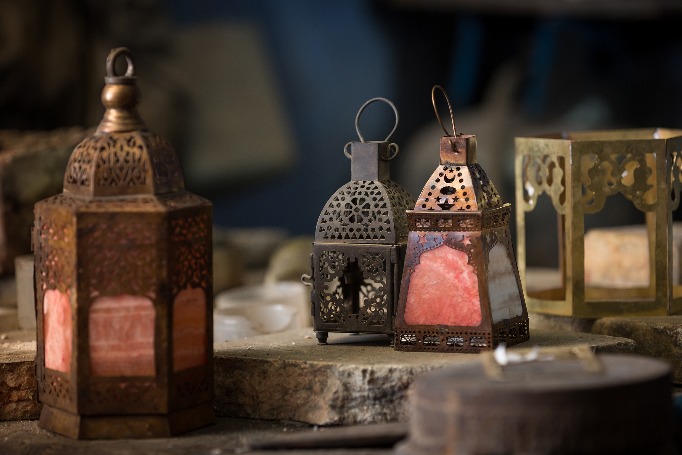 Lanterns Workshop-Gmaleya