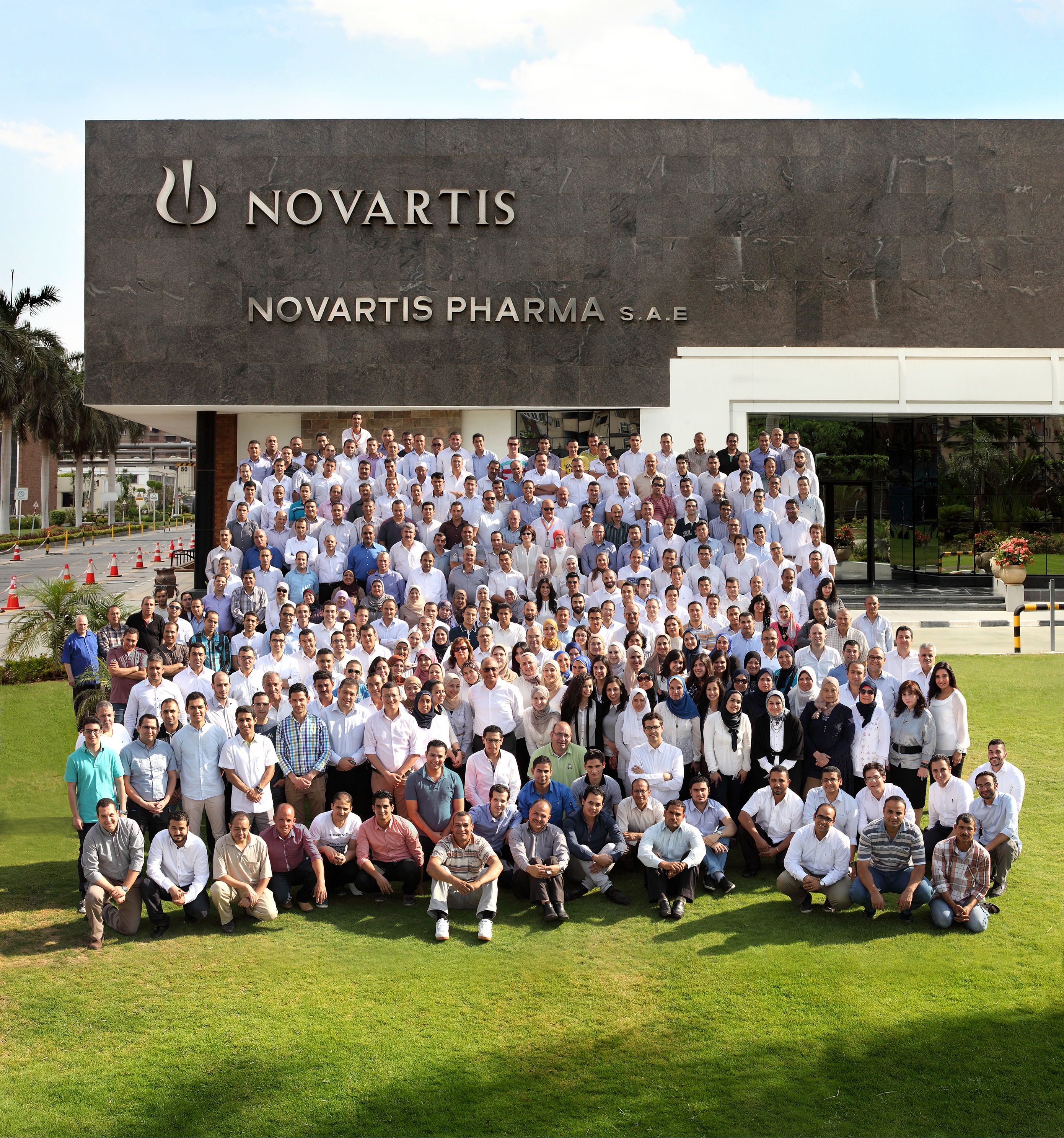 Novartis Group Corporate Shooting