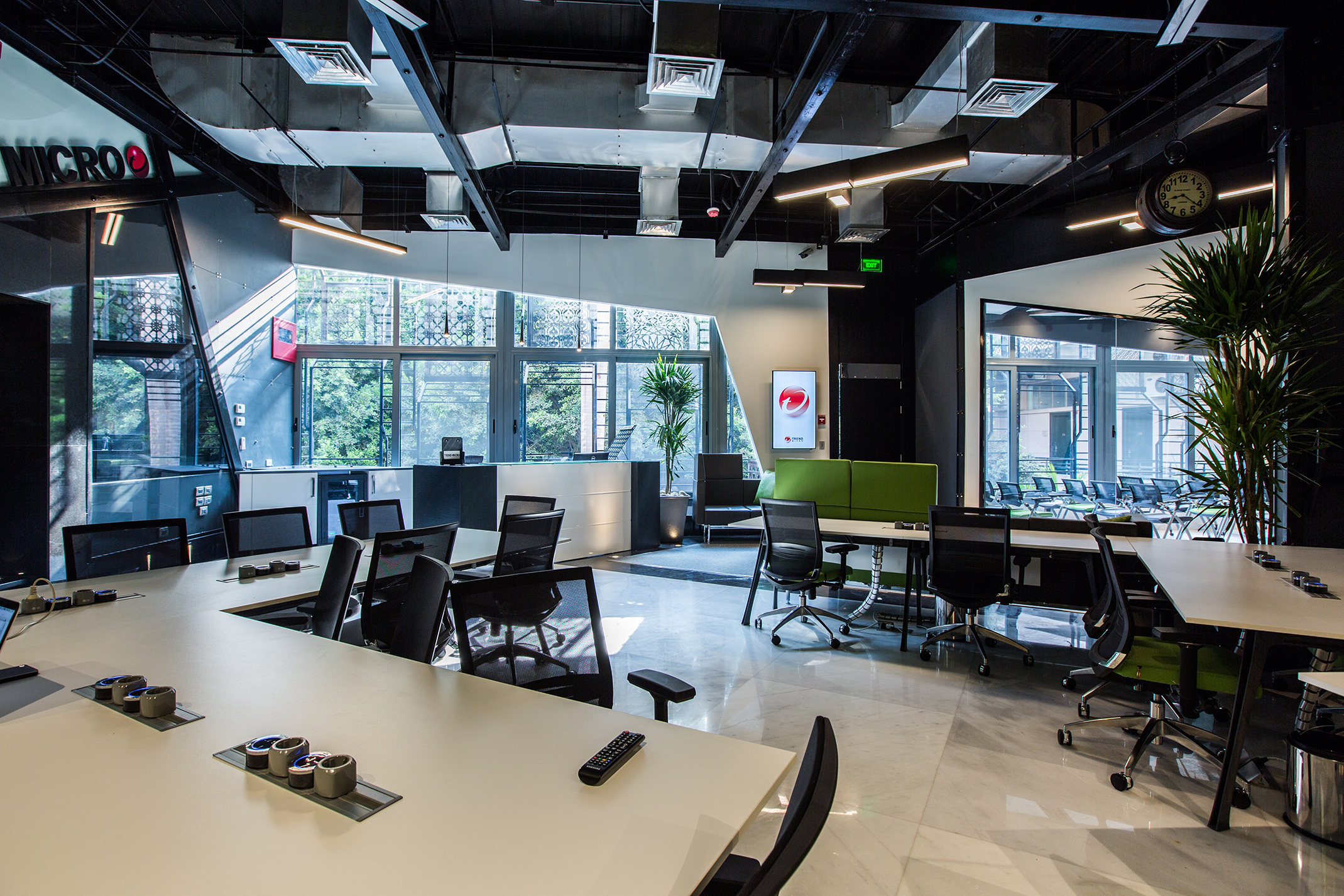 Trend Micro office - Greek Campus