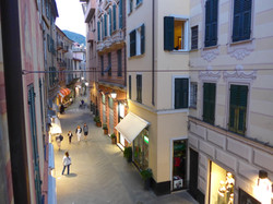 View from Turquoise Room Giramondo